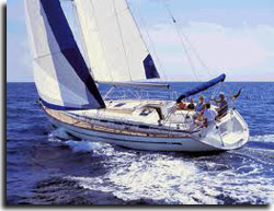 Sailing Boat Charters