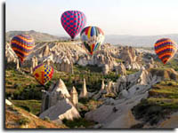 Glories of Turkey Tour Cappadocia