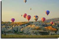 Hightlights of Turkey Tour Cappadocia