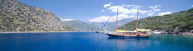 Gulet Yacht Cabin Charters in Turkey