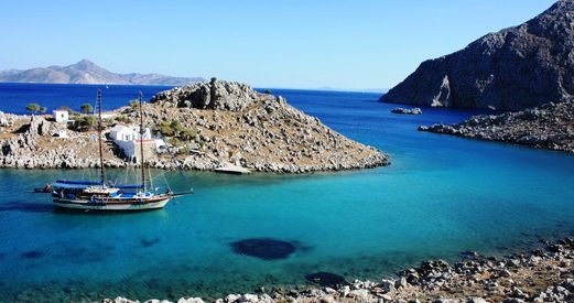 Blue voyages in Turkey