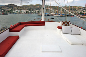 Turkey boat charters