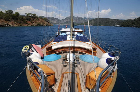 blue voyages in Marmaris