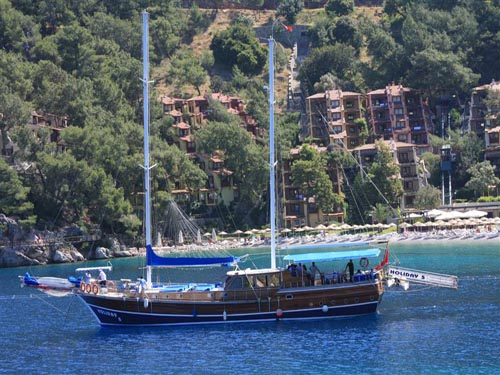 Bodrum boat charter