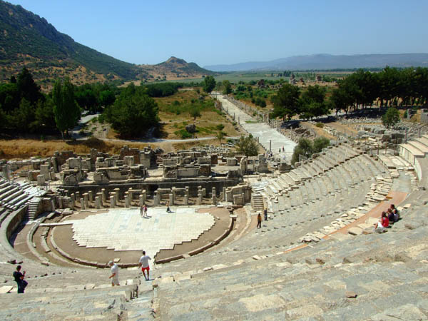 Ephesus ancient city tours