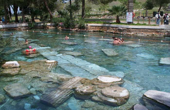 Pamukkale Hierapolis Turkey Cultural Tours In Turkey