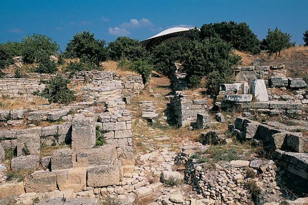 Troy tours in Turkey